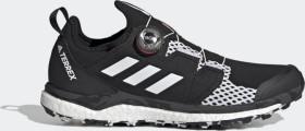 adidas Terrex Agravic Boa core black/crystal white/solar red (Herren) (FY9454)