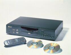 Mustek DVD-V300K czarny