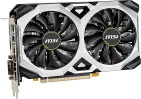 MSI GeForce GTX 1660 Ventus XS 6G OCV1, 6GB GDDR5, DVI, HDMI, DP (V809-3251R)