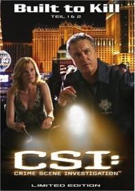 CSI - Built to Kill