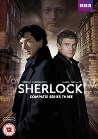 Sherlock Season 3 (DVD) (UK)