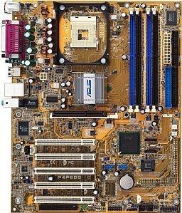 ASUS P4P800, i865PE (dual PC-3200 DDR)