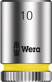 """Wera 8790 HMA Zyklop Außensechskant Stecknuss 1/4"""" 10x23mm (05003509001)"""