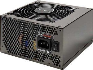 be quiet! Straight Power E5 500W ATX 2.2 (E5-500W/BN035) -- © listan.de