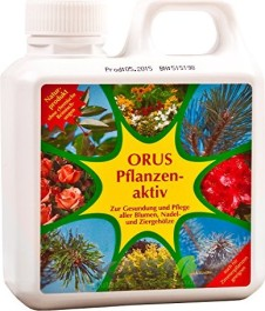 Oscorna Orus Pflanzenaktiv, 1l