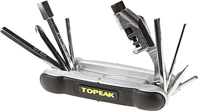 topeak hummer 2  Topeak Hummer 2 mini tool starting from £ 15.99 (2019) | Skinflint ...
