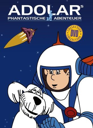 Adolars phantastische Abenteuer Box (Vol. 1-3) -- via Amazon Partnerprogramm
