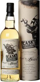 Peat's Beast Cask Strength 700ml