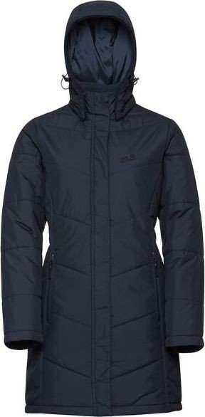 Jack Wolfskin Svalbard Coat Jacket midnight blue (ladies) (1204481-1910)