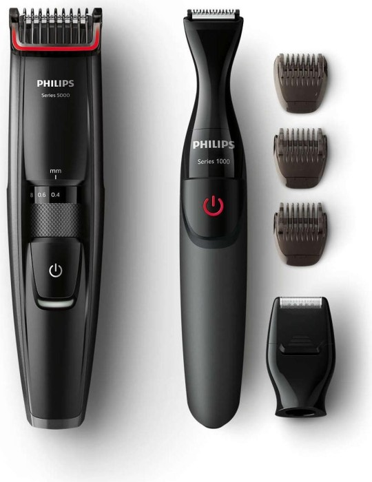 philips bt5202 80 beard trimmer skinflint price comparison uk. Black Bedroom Furniture Sets. Home Design Ideas