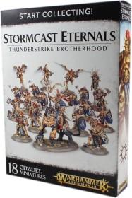 Games Workshop Warhammer Age of Sigmar - Stormcast Eternals - Start Collecting! Thunderstrike Brotherhood (99120218017)