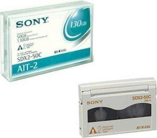 Sony SDX2-50W AIT-2 Cartridge 130GB/50GB -- via Amazon Partnerprogramm