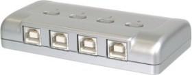 Digitus USB 2.0 Sharing switch, 4-way (DA-70136)