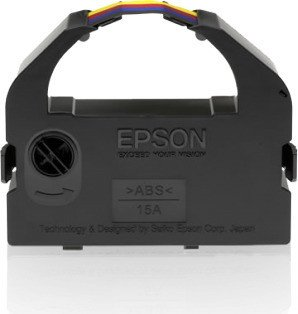 Epson S015056 ink ribbon 4-coloured