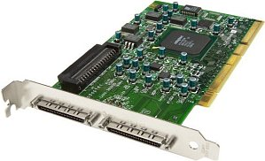 Adaptec SCSI Card 29320D-R Kit