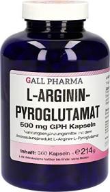 L-Argininpyroglutamat 500mg GPH Kapseln, 360 Stück