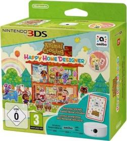 Animal Crossing: Happy Home Designer inkl. NFC-Lesegerät (3DS)
