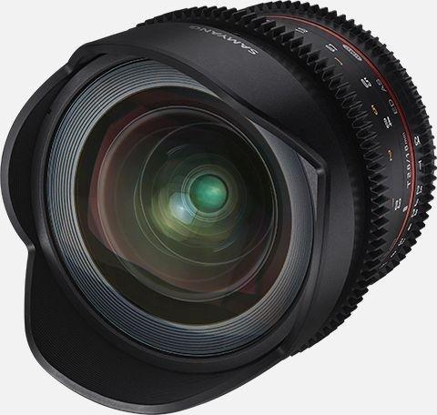 Samyang 16mm T2.6 VDSLR ED AS UMC for Nikon F black (1313603101)