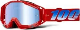 100% Racecraft Goggle kuriakin/mirror blue lens (50110-314-02)