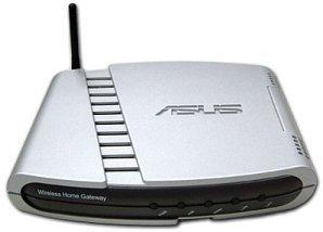 ASUS WL-500g, router/serwer wydruku