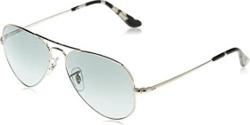 Ray-Ban RB3689 55mm silver/light blue evolve (RB3689-9149AD)