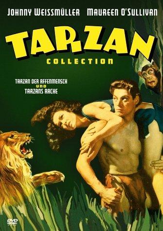 Tarzan, der Affenmensch/Tarzans Rache -- via Amazon Partnerprogramm