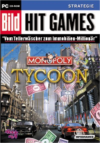 Monopoly Tycoon (niemiecki) (PC) -- via Amazon Partnerprogramm