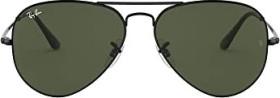 Ray-Ban RB3689 62mm black/green classic (RB3689-914831)