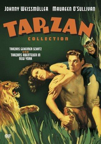 Tarzans geheimer Schatz/Tarzans Abenteuer in New York -- via Amazon Partnerprogramm