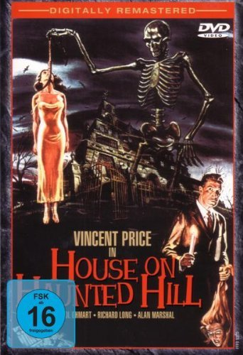 House on Haunted Hill (1959) -- via Amazon Partnerprogramm