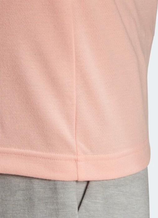 Adidas ID Stadium T Shirt Herren glow pink im Online Shop