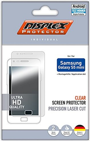Displex Protector Clear für Samsung Galaxy S5 Mini (18591) -- via Amazon Partnerprogramm