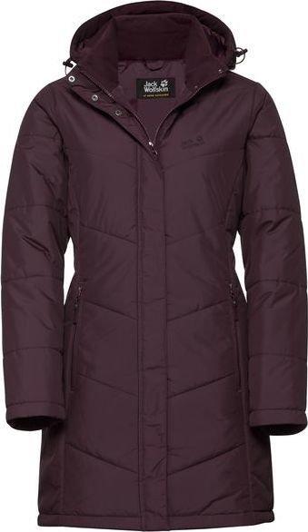 Jack Burgundyladies1204481 113 2810From Jacket Wolfskin 90 £ Svalbard Coat bfI7vYy6g