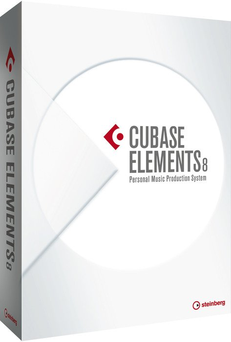 Steinberg: Cubase 8 Elements (multilingual) (PC/MAC)