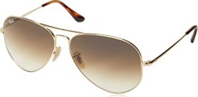 Ray-Ban RB3689 58mm gold/light brown gradient (RB3689-914751)