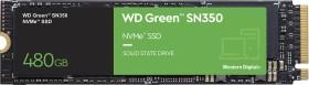 Western Digital WD Green SN350 NVMe SSD 480GB, M.2 (WDS480G2G0C)