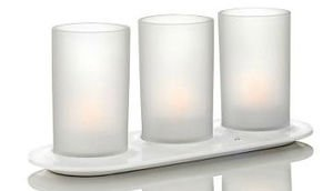 Philips Imageo LED CandleLights white 3er set (69185/60)