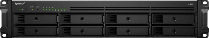 Synology RackStation RS1219+ 3TB, 4GB RAM, 4x Gb LAN, 2HE