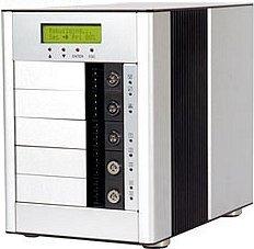 "RaidSonic Stardom SR6500-WB, 3.5"", USB-A 2.0/FireWire (12000)"
