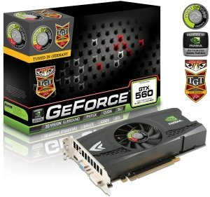 Point of View GeForce GTX 560 TGT Beast, 2GB GDDR5, VGA, DVI, HDMI (TGT-560-A1-2-BST)