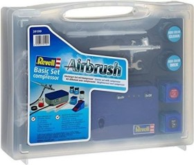Revell Basic Airbrush electric compressor set (39199)