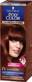 Schwarzkopf poly colour hair colour 71 mahagony, 90ml