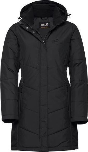 0814a3f58c Jack Wolfskin Svalbard Coat Jacke schwarz (Damen) ab € 80,99 (2019 ...