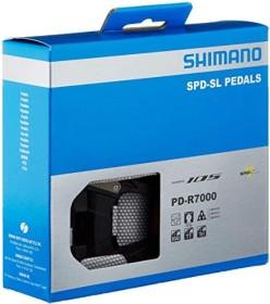 Shimano 105 SPD-SL Pedale schwarz (PD-R7000)