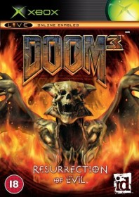 Doom 3 - Resurrection of Evil (Add-on) (Xbox)