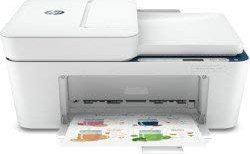 HP DeskJet Plus 4130 All-in-One weiß, Tinte (7FS77B)