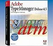 Adobe: Type Manager Deluxe 4.1 (multilingual) (PC) (27140113)