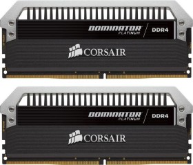 Corsair Dominator Platinum DIMM Kit 16GB, DDR4-2400, CL10-12-12-28 (CMD16GX4M2B2400C10)