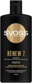 Syoss Renew 7 Shampoo, 440ml