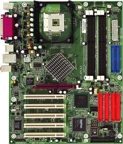 EPoX EP-4PCA3+, i875P (dual PC-3200 DDR)